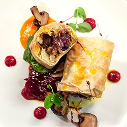 YRSFood, Lichfield Restaurant Food Photographer Meat & Pastry Example 9